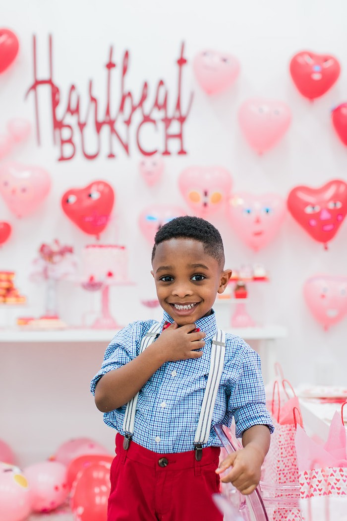Heartbeat Brunch Valentine's Day Party on Kara's Party Ideas | KarasPartyIdeas.com (10)