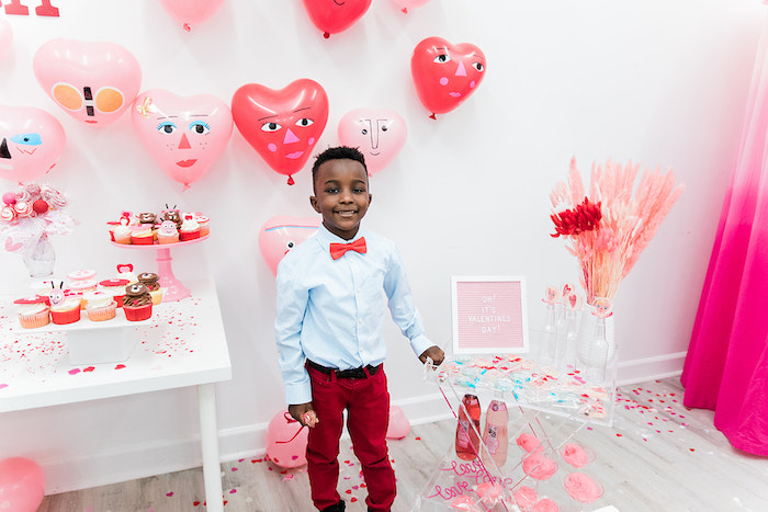 Heartbeat Brunch Valentine's Day Party on Kara's Party Ideas | KarasPartyIdeas.com (3)