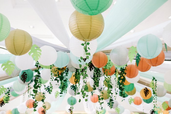 Jungle Safari Birthday Party on Kara's Party Ideas | KarasPartyIdeas.com (20)