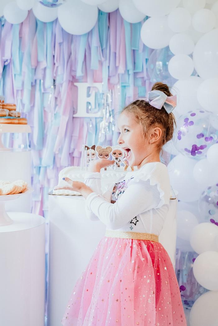 LOL Surprise Pastel Birthday Party on Kara's Party Ideas | KarasPartyIdeas.com (16)
