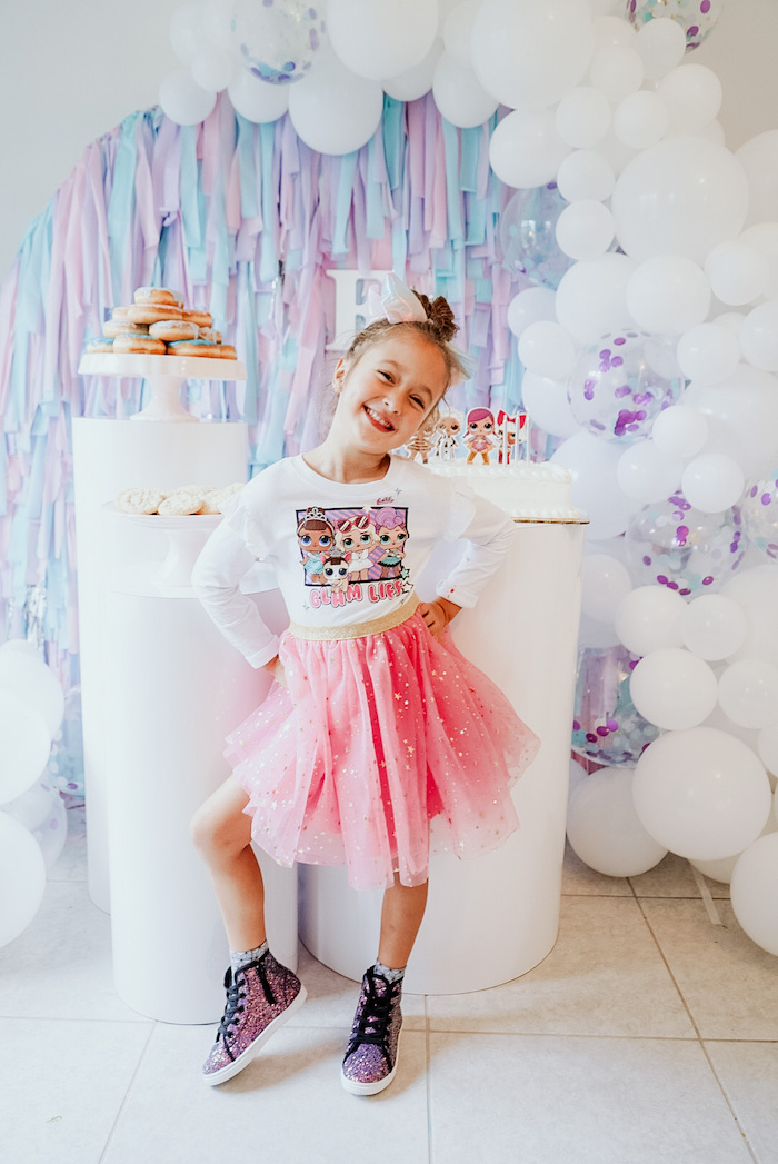 LOL Surprise Pastel Birthday Party on Kara's Party Ideas | KarasPartyIdeas.com (15)