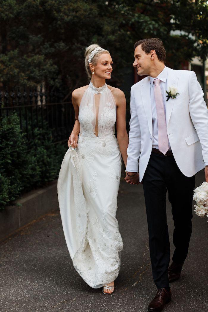 Melbourne City Wedding on Kara's Party Ideas | KarasPartyIdeas.com (16)
