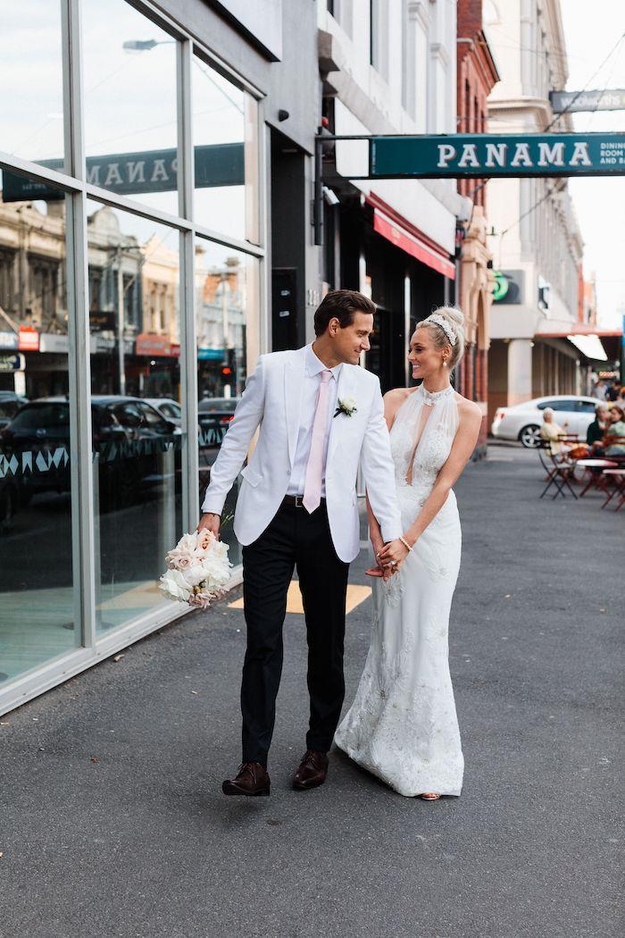 Melbourne City Wedding on Kara's Party Ideas | KarasPartyIdeas.com (32)