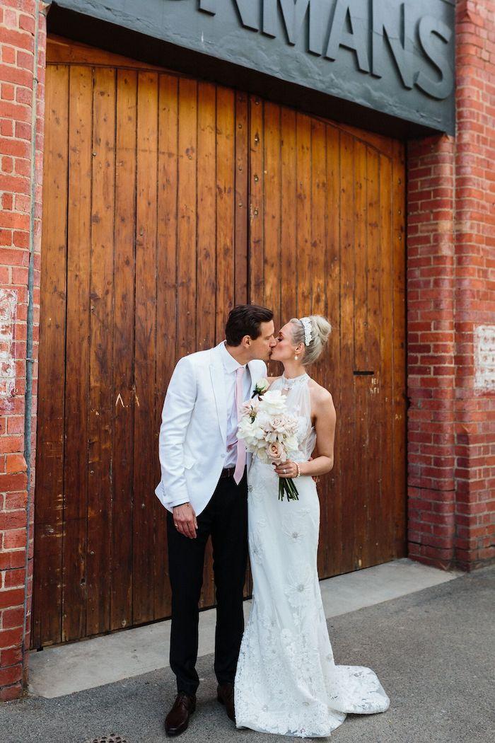 Melbourne City Wedding on Kara's Party Ideas | KarasPartyIdeas.com (6)