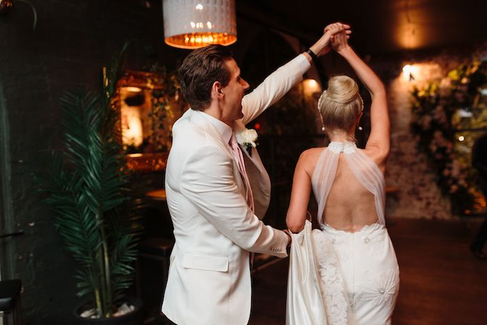 Melbourne City Wedding on Kara's Party Ideas | KarasPartyIdeas.com (5)
