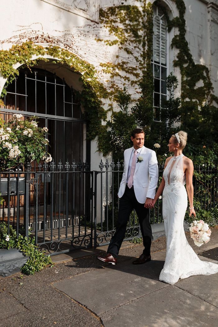 Melbourne City Wedding on Kara's Party Ideas | KarasPartyIdeas.com (29)