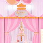 Pink Carnival Birthday Party on Kara's Party Ideas | KarasPartyIdeas.com (1)