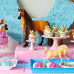 """Spirit"" Riding Free Horse Themed Birthday Party on Kara's Party Ideas | KarasPartyIdeas.com"