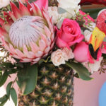 """Aloha ONE"" Tropical 1st Birthday Party on Kara's Party Ideas 