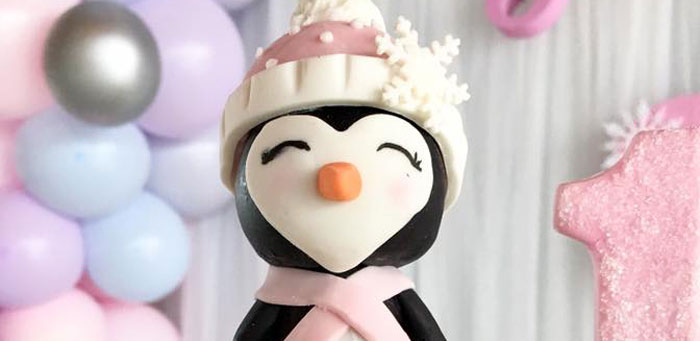 Arctic Penguin Party on Kara's Party Ideas | KarasPartyIdeas.com (3)
