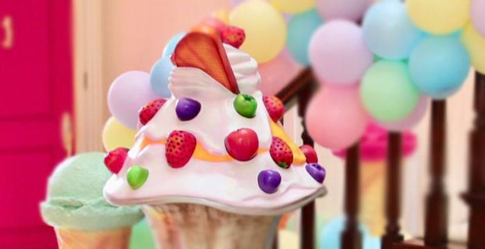 Candyland Birthday Party on Kara's Party Ideas | KarasPartyIdeas.com (1)