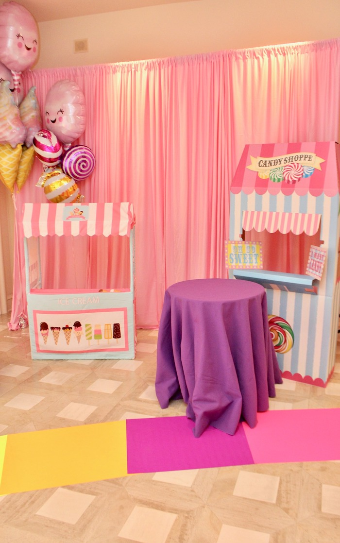 Candyland Birthday Party on Kara's Party Ideas | KarasPartyIdeas.com (21)