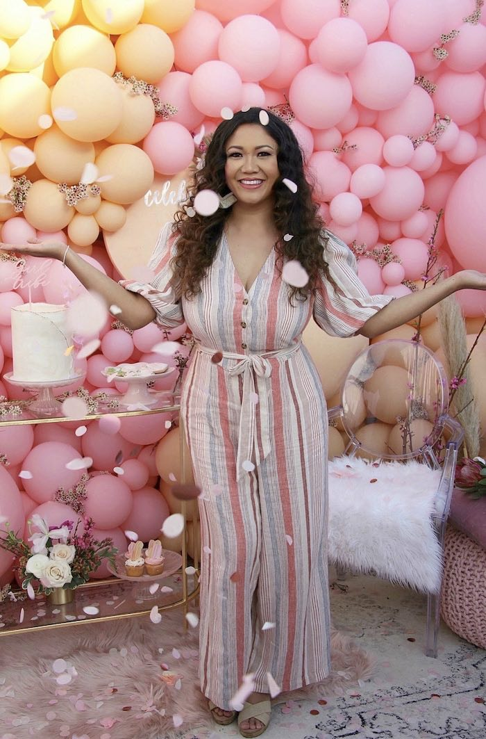 Celebrate Your Tribe Birthday Luncheon on Kara's Party Ideas | KarasPartyIdeas.com (4)