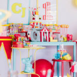 Circus Party on Kara's Party Ideas | KarasPartyIdeas.com (2)