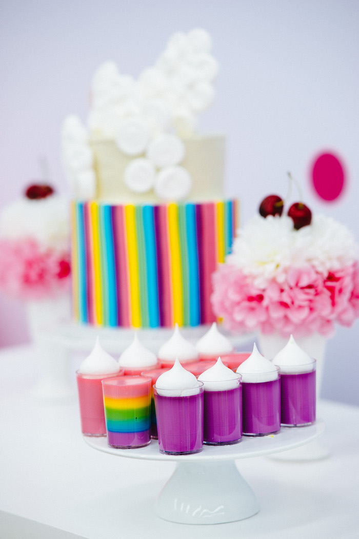 Confetti & Sprinkles Birthday Party on Kara's Party Ideas | KarasPartyIdeas.com (38)