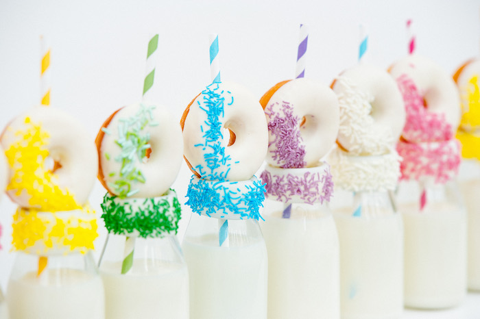 Confetti & Sprinkles Birthday Party on Kara's Party Ideas | KarasPartyIdeas.com (36)