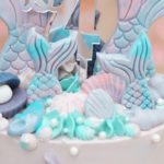 Coral Reef Mermaid Birthday Shell-abration on Kara's Party Ideas | KarasPartyIdeas.com (2)