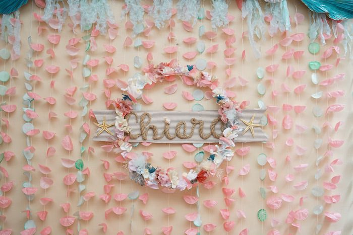 Coral Reef Mermaid Birthday Shell-abration on Kara's Party Ideas | KarasPartyIdeas.com (33)