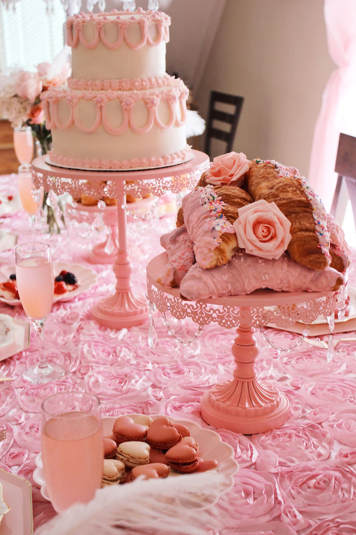 High Tea Sweets from a Marie Antoinette Inspired Party on Kara's Party Ideas | KarasPartyIdeas.com (23)