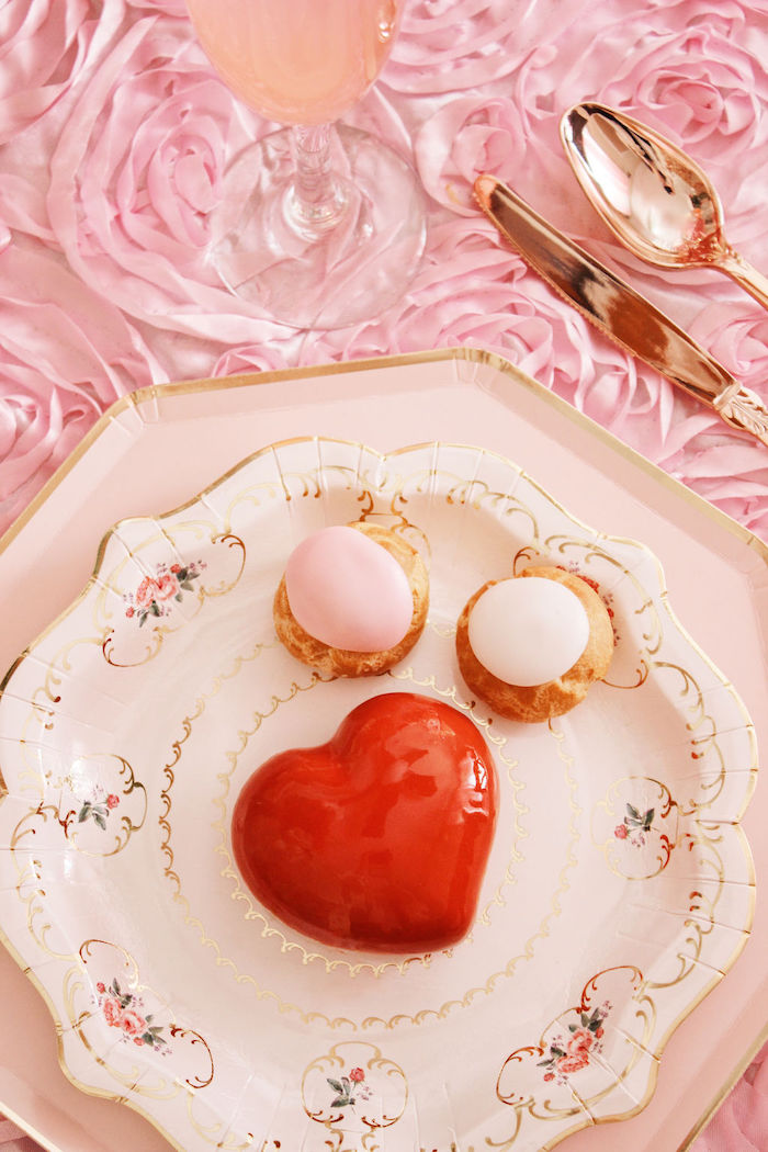Hight Tea Desserts from a Marie Antoinette Inspired Party on Kara's Party Ideas | KarasPartyIdeas.com (13)