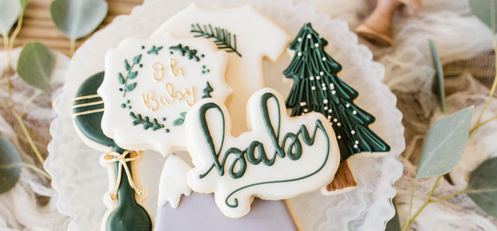 Mountain Camping Outdoor Baby Shower on Kara's Party Ideas | KarasPartyIdeas.com (3)