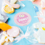 Pastel Donut Baby Shower + Gender Reveal on Kara's Party Ideas | KarasPartyIdeas.com (5)