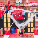 Spiderman Birthday Party on Kara's Party Ideas | KarasPartyIdeas.com (4)
