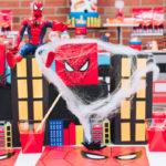 Spiderman Birthday Party on Kara's Party Ideas | KarasPartyIdeas.com (4)