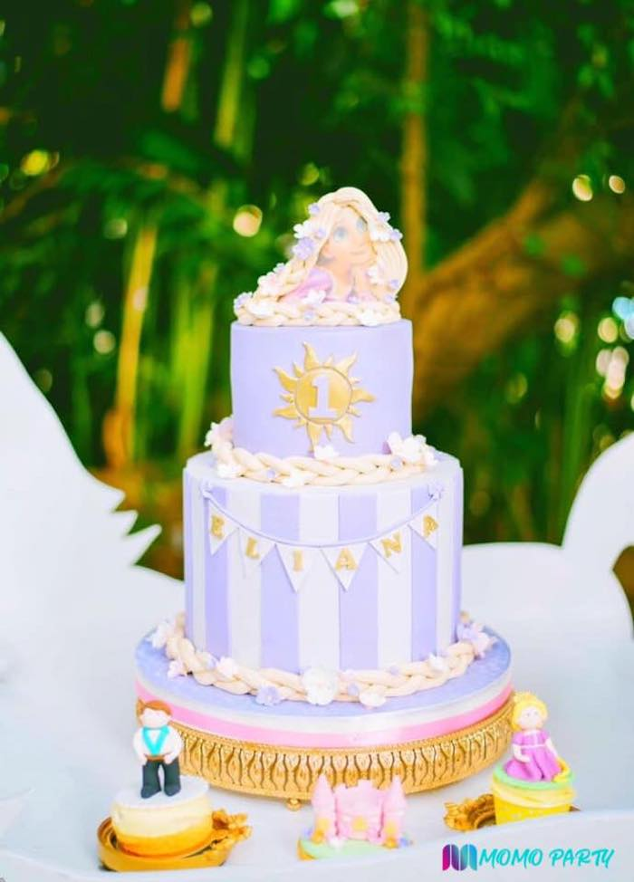 Tangled Birthday Party on Kara's Party Ideas | KarasPartyIdeas.com (21)