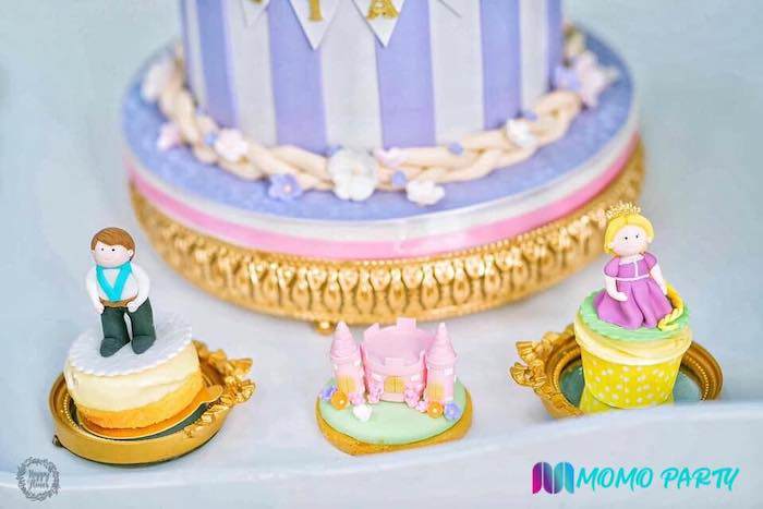 Tangled Themed Sweets from a Tangled Birthday Party on Kara's Party Ideas | KarasPartyIdeas.com (5)