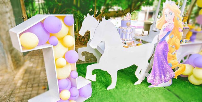Tangled Birthday Party on Kara's Party Ideas | KarasPartyIdeas.com (4)