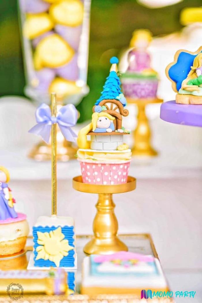 Tangled Birthday Party on Kara's Party Ideas | KarasPartyIdeas.com (29)