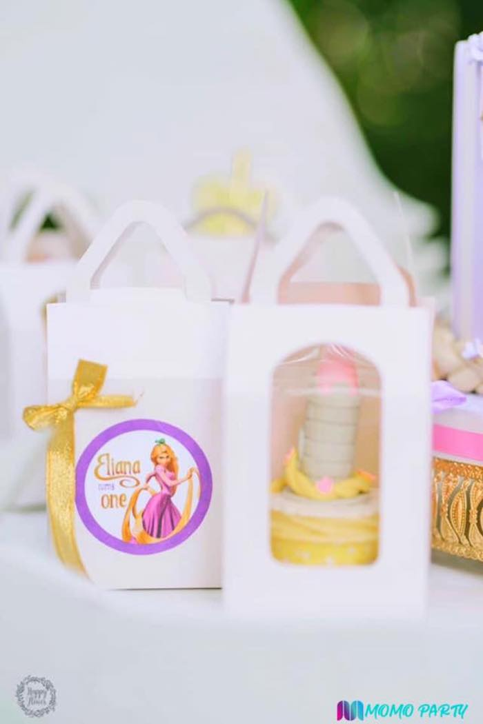 Tangled-inspired Window Favor Boxes from a Tangled Birthday Party on Kara's Party Ideas | KarasPartyIdeas.com (25)