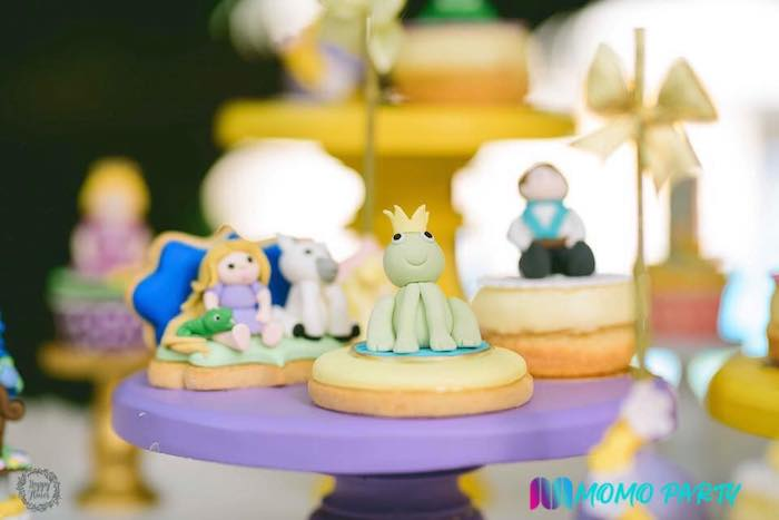 Tangled Themed Sweets from a Tangled Birthday Party on Kara's Party Ideas | KarasPartyIdeas.com (22)
