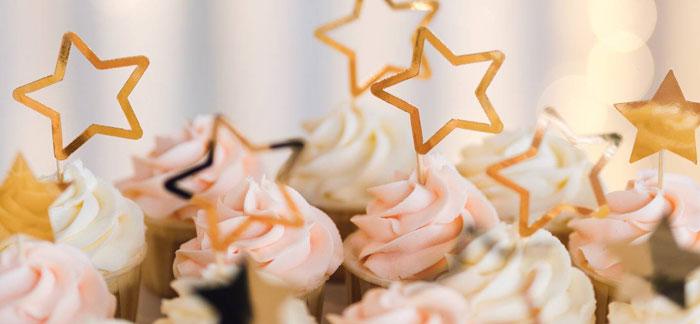 Twinkle Twinkle Little Star 100 Days Party on Kara's Party Ideas | KarasPartyIdeas.com (1)