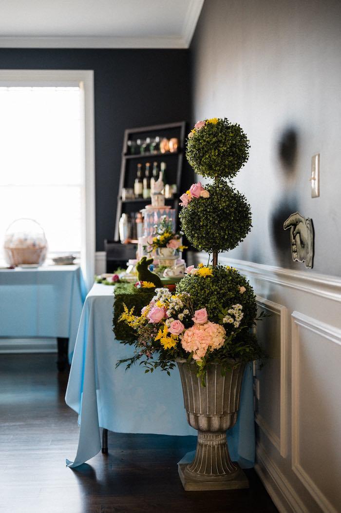 Alice in ONEderland 1st Birthday Tea Party on Kara's Party Ideas | KarasPartyIdeas.com (22)