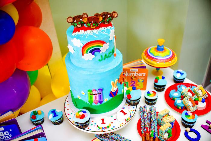 BabyFirst TV Inspired Birthday Party on Kara's Party Ideas | KarasPartyIdeas.com (23)