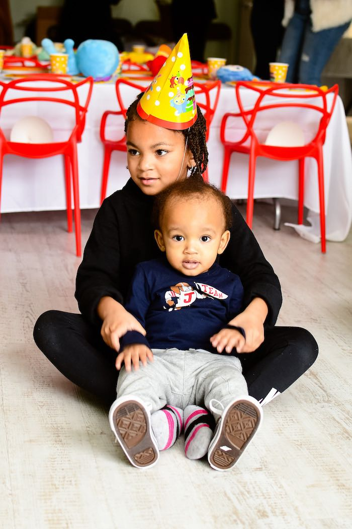 BabyFirst TV Inspired Birthday Party on Kara's Party Ideas | KarasPartyIdeas.com (15)