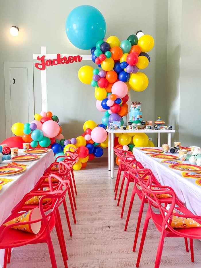 BabyFirst TV Inspired Birthday Party on Kara's Party Ideas | KarasPartyIdeas.com (32)