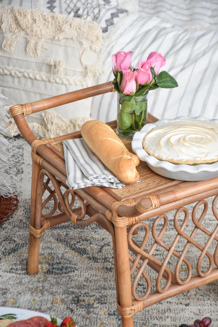 Quarantine Idea Bed Bath Beyond Picnic Living Room- Kara's Party Ideas