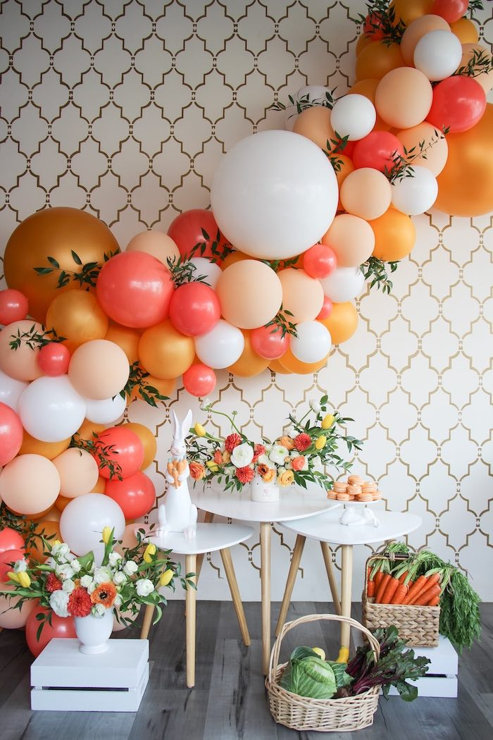 Carrot Patch Easter Party on Kara's Party Ideas | KarasPartyIdeas.com (35)