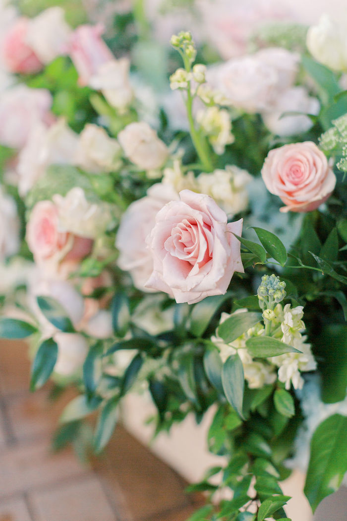 Roses from a Cozy and Luxurious Baby Shower on Kara's Party Ideas | KarasPartyIdeas.com (28)