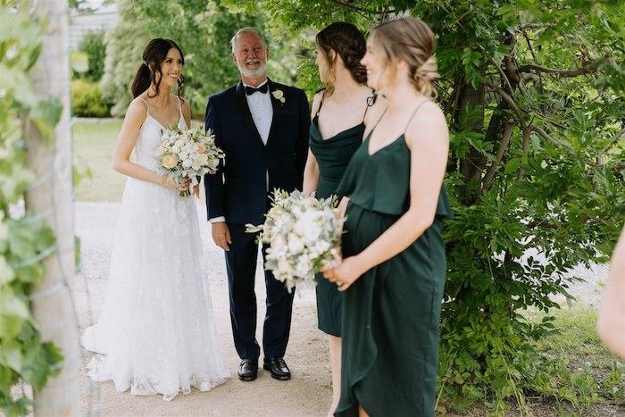 Elegant Vineyard Wedding on Kara's Party Ideas | KarasPartyIdeas.com (12)