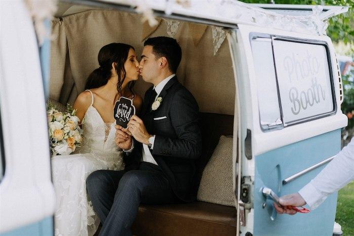 Elegant Vineyard Wedding on Kara's Party Ideas | KarasPartyIdeas.com (5)