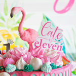 Let's Flamingle Birthday Party on Kara's Party Ideas | KarasPartyIdeas.com (3)