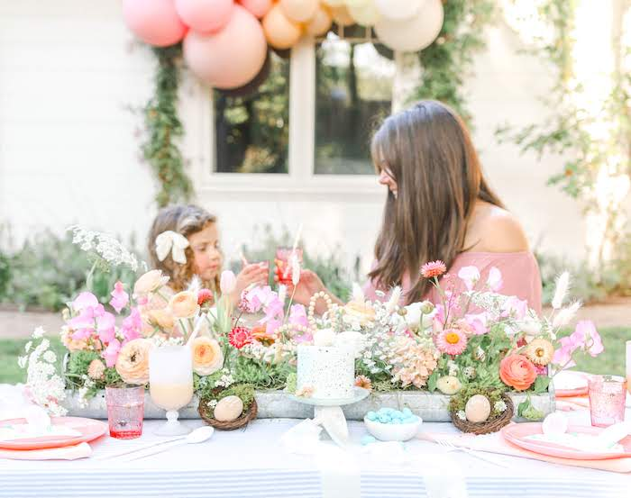 Outdoor Easter Picnic on Kara's Party Ideas | KarasPartyIdeas.com (26)