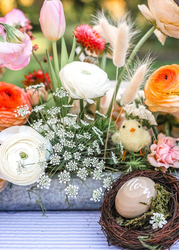 Outdoor Easter Picnic on Kara's Party Ideas | KarasPartyIdeas.com (22)