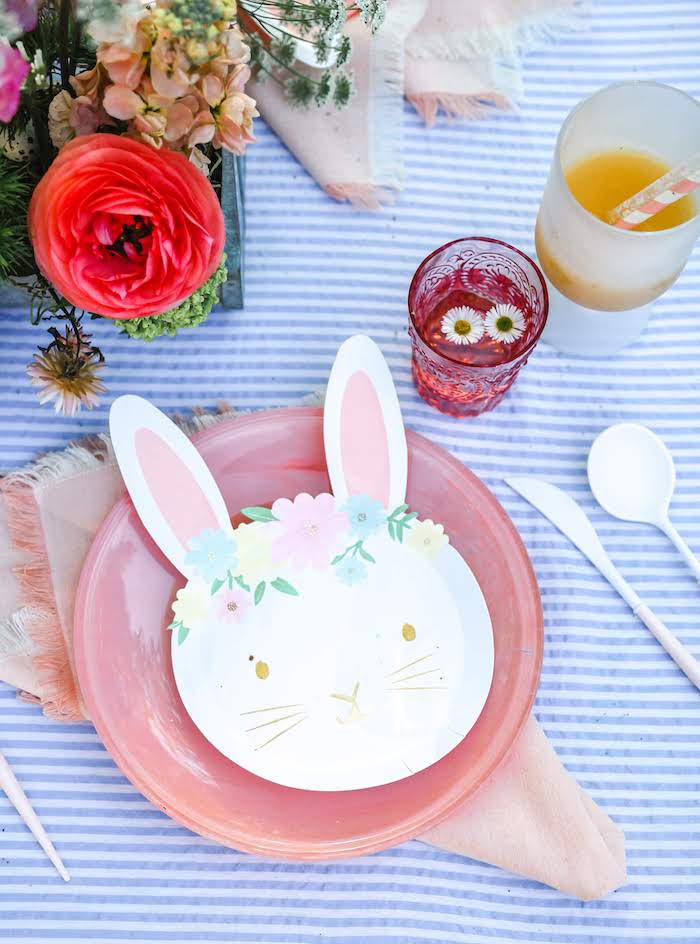 Outdoor Easter Picnic on Kara's Party Ideas | KarasPartyIdeas.com (20)
