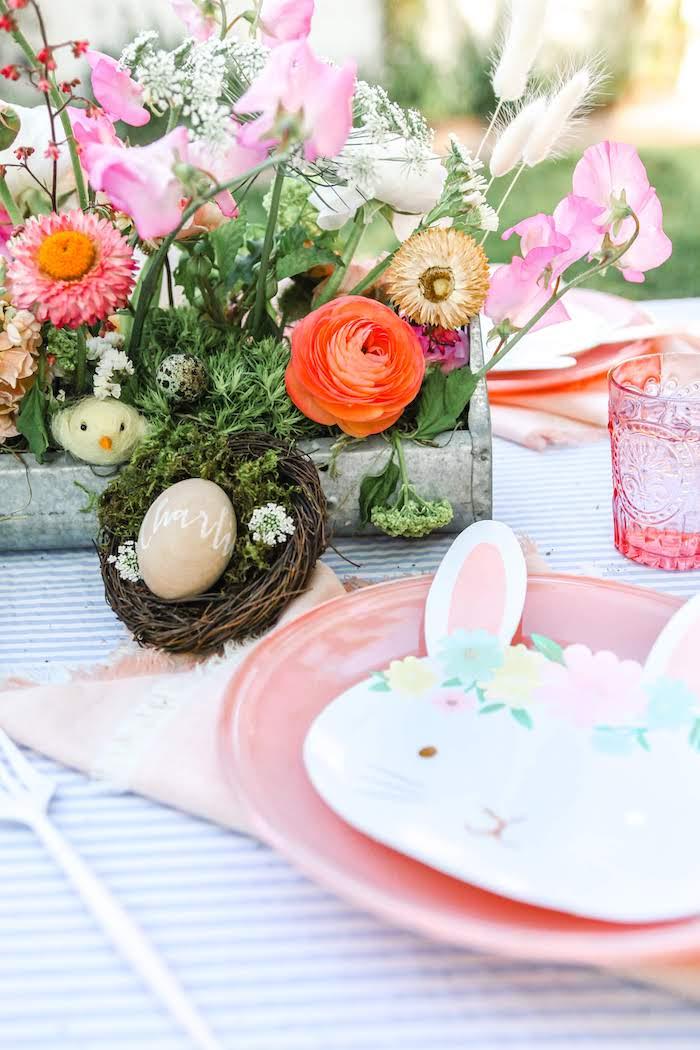 Outdoor Easter Picnic on Kara's Party Ideas | KarasPartyIdeas.com (18)