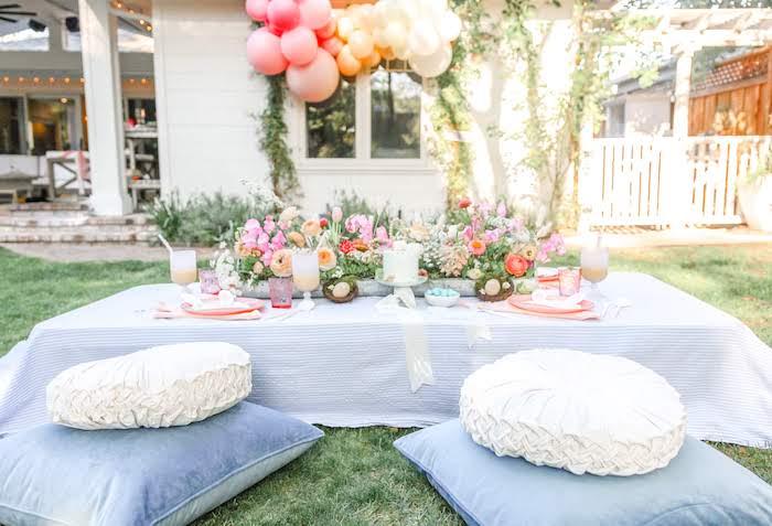 Outdoor Easter Picnic on Kara's Party Ideas | KarasPartyIdeas.com (16)